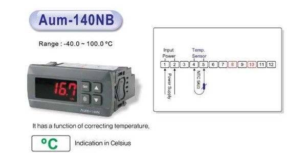 thermometer - aum-140nb