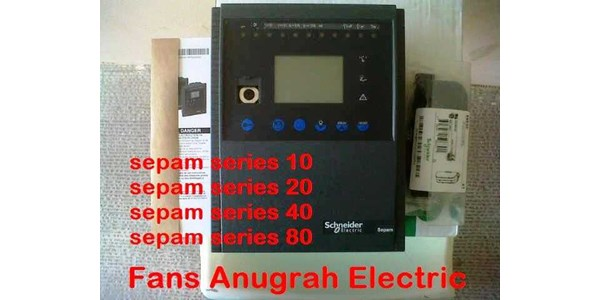 protection relay sepam series 40 / s40, s42-1
