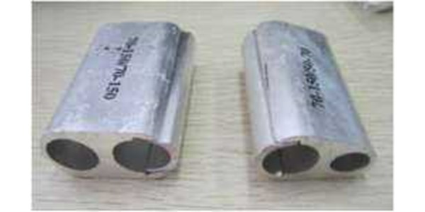 cpo - compression connector aluminium type-0