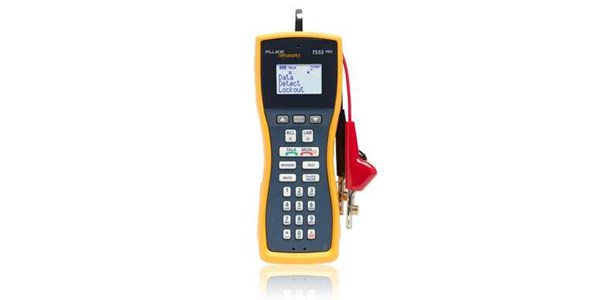 fluke ts® 53 pro test sets a professional network test set that delivers high-quality vdv functionality for technicians.