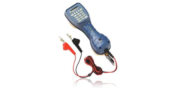 fluke ts® 52 pro test sets the ts52 pro test set features backlit lcd and glow-in-the-dark keypad.