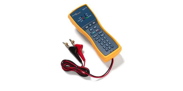 fluke ts® 23 pro test sets a standard voice, data and video telephone test set