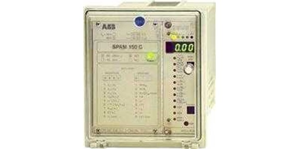motor protection relay spam 150 c abb