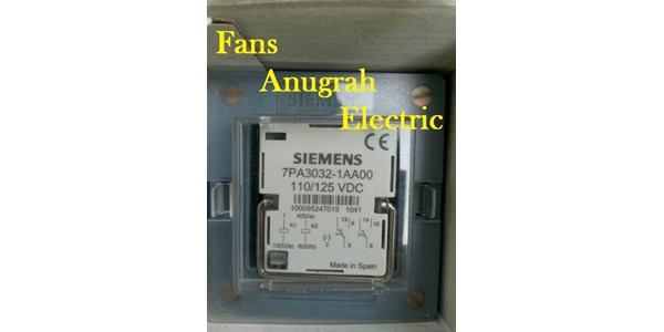 trip circuit supervision ( tcs) relay siemens 7pa3032-1aa00-1-3