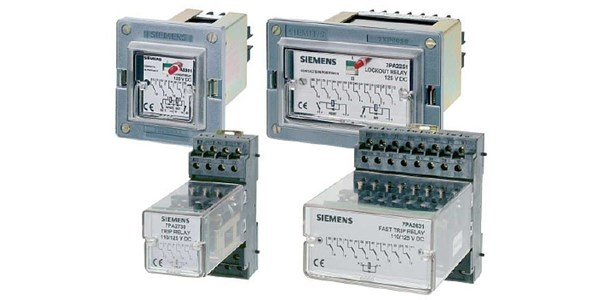 lock-out relay 7pa2241-1 / 220vdc-1