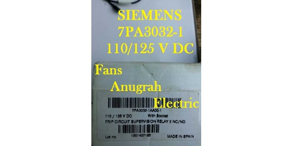 trip circuit supervision ( tcs) relay siemens 7pa3032-1aa00-1-1