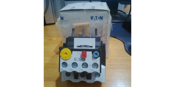 eaton terminal overload relays type z1-75 - 60~75 a - 380 vac