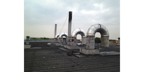 ducting installation-3
