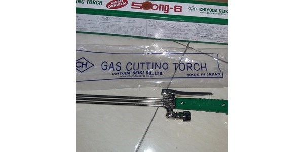 gas cutting torch strong 8 chiyoda japan quality