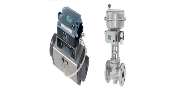 samson pneumatic - electric control valves