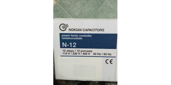 power factor controllers n-6, n-12 and nc-12 nokian-2