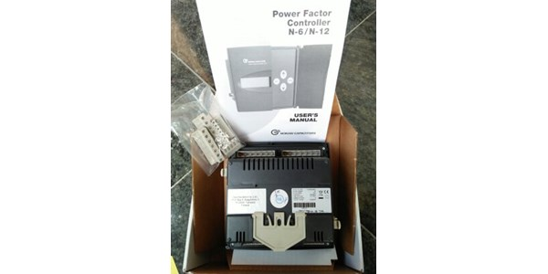 power factor controllers n-6, n-12 and nc-12 nokian-1