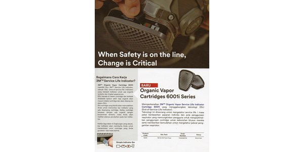 when safety is on the line, change is critical