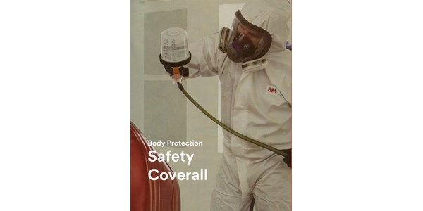 body protection safety coverall-1