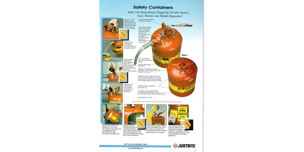 safety containers