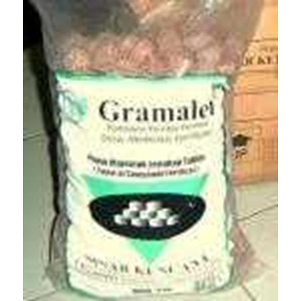 pupuk tablet gramalet® kakao [ cocoa fertilizer ]