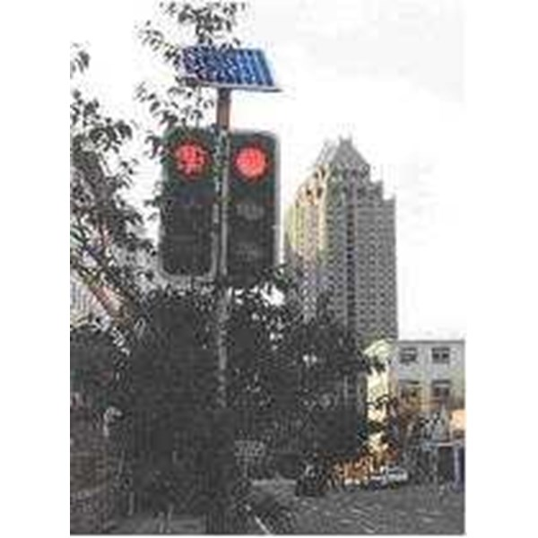solar cell, traffic light led