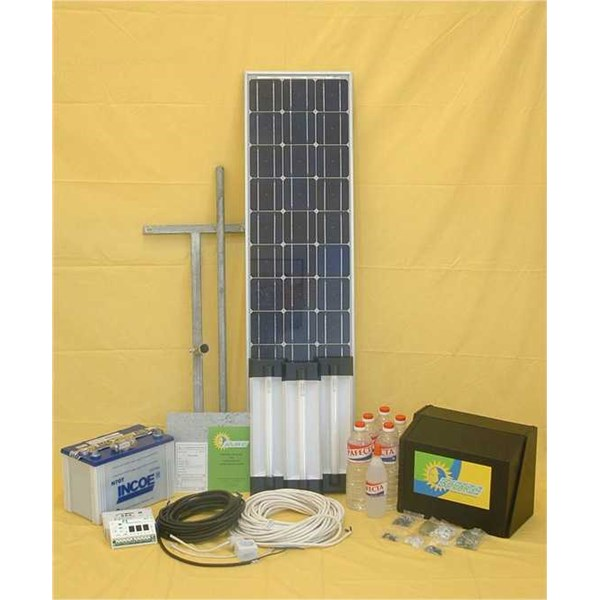 solar home system 50wp