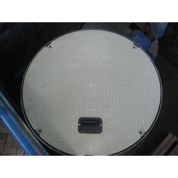 manhole cover from frp