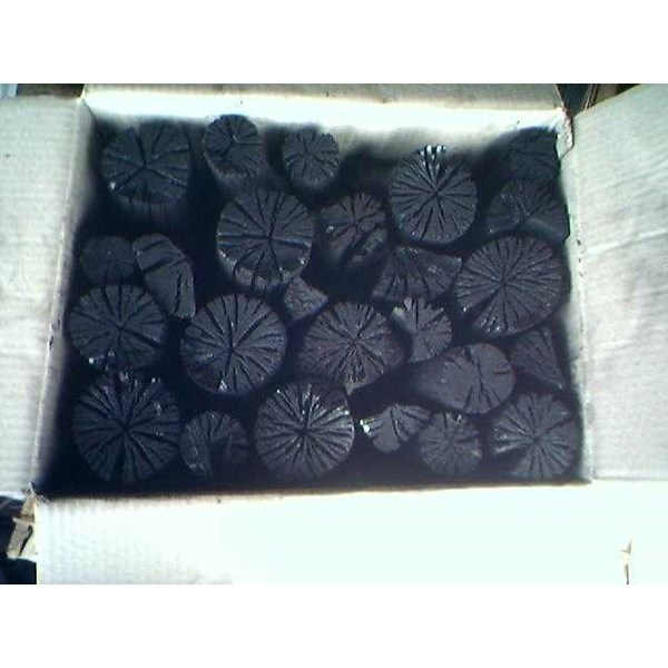 hardwood charcoal made from mangrove wood