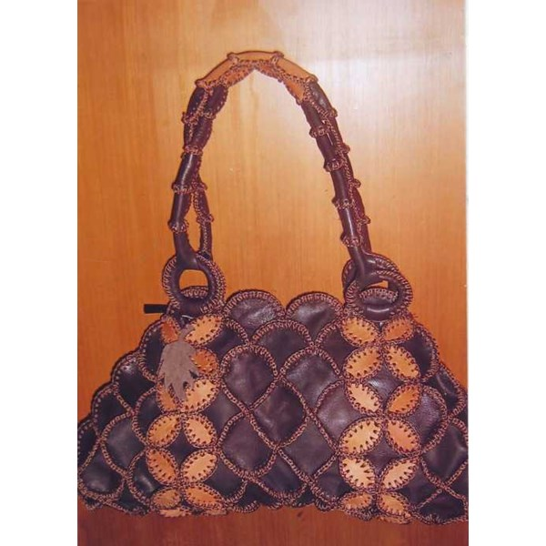 knitted bag, code 111