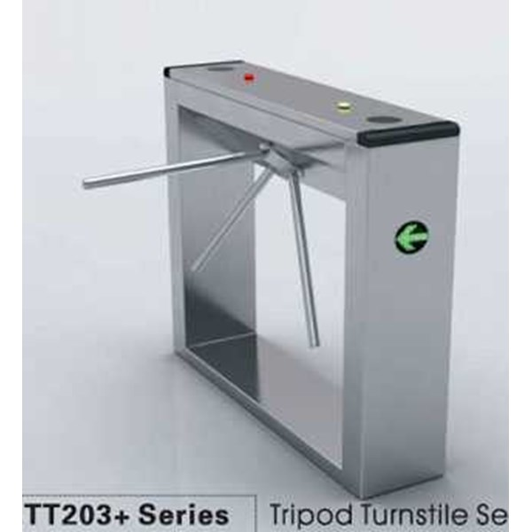 pedestrian gate tripod turnsteil mtc-203 access auto - new look