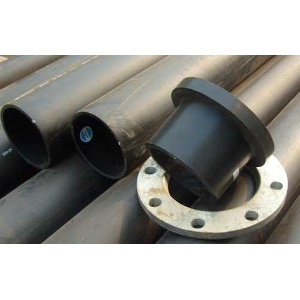 HDPE flange ( stub end + backing ring) oleh PT  HDPE