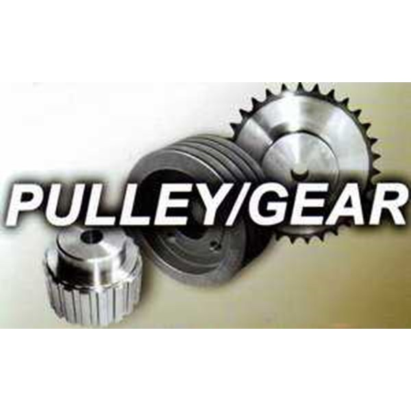 sprocket/pulley/gear