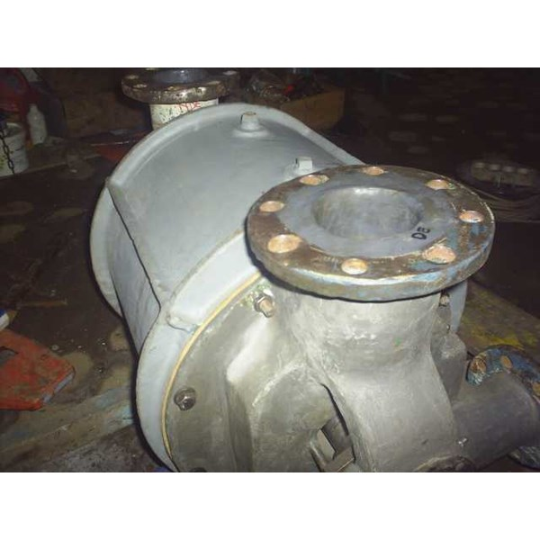 recondition of vacuum pump sunny king