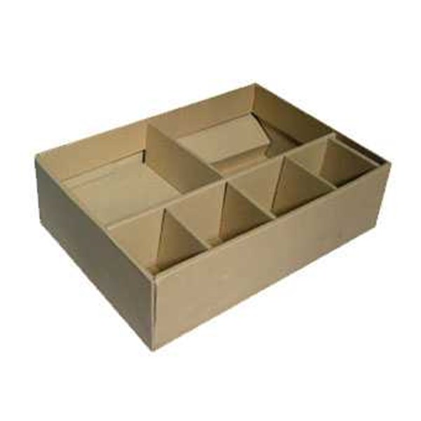 (7)karton box partisi