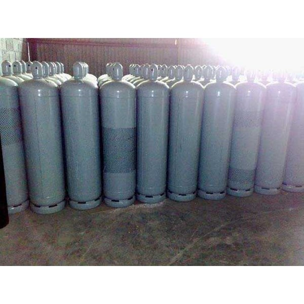 3) brand new ammonia gas cylinders, refill