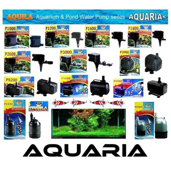 pompa air water pump power head aquila