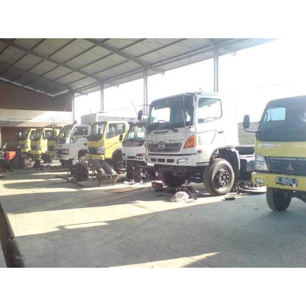 modifikasi double gardan, 4 x 4 & 6 x 6