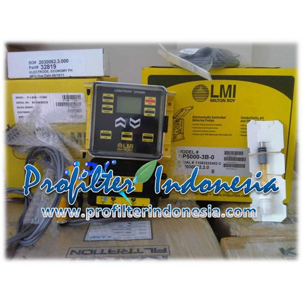 lmi liquitron controllers dc5500 cooling tower controller with remote programming & communications - new!