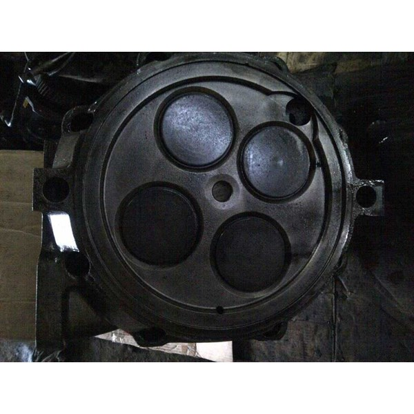 cylinder head for mak 453 ak with cooling ( dengan pendingin)