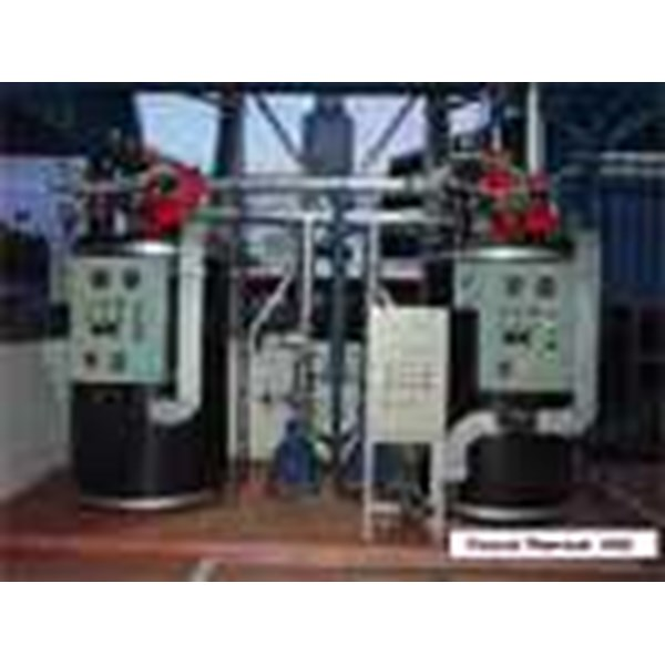 thermal oil boiler merk taland thermal vdc