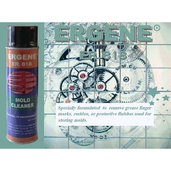 ergene er.818 mould cleaner spray