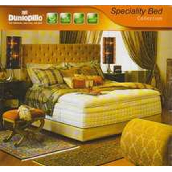 dunlopillo latex bed / kasur latex