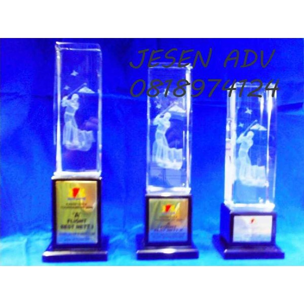 jual trophy golf