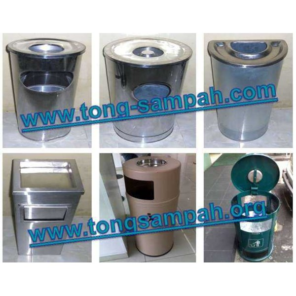 tempat sampah stainless steel/ tempatsampahstainliss, tempatsampahstenliss tong sampah stainliss steel/ tong sampah staenless steel, kotak sampah stainless/ standing astray/ bell boy troley / trolley / house keeping trolley/ room boy trolley