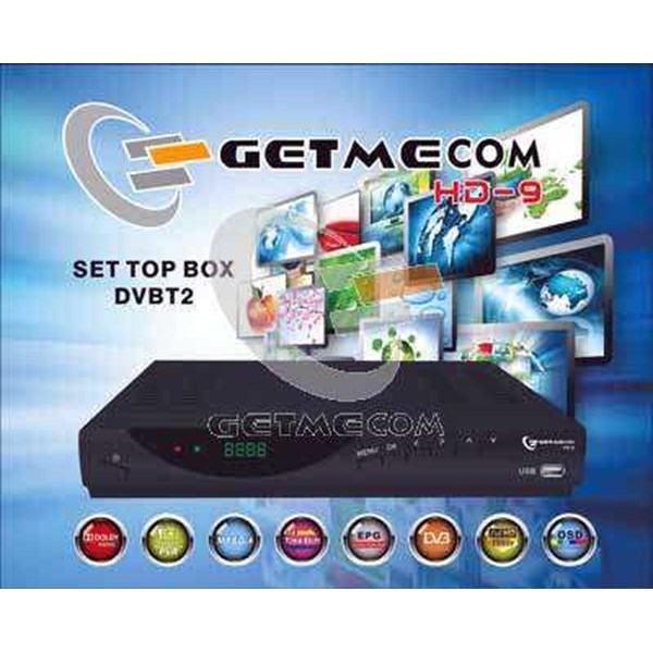 dvb-t2 digital terrestrial receiver / tv digital terrestrial
