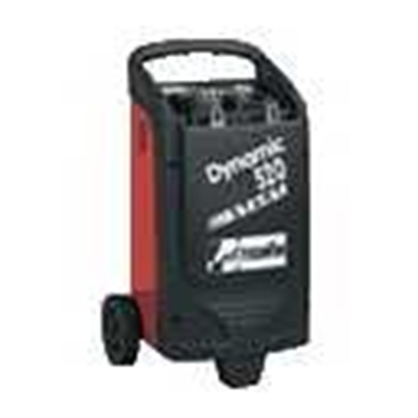 battery charger & starter telwin dynamic 520