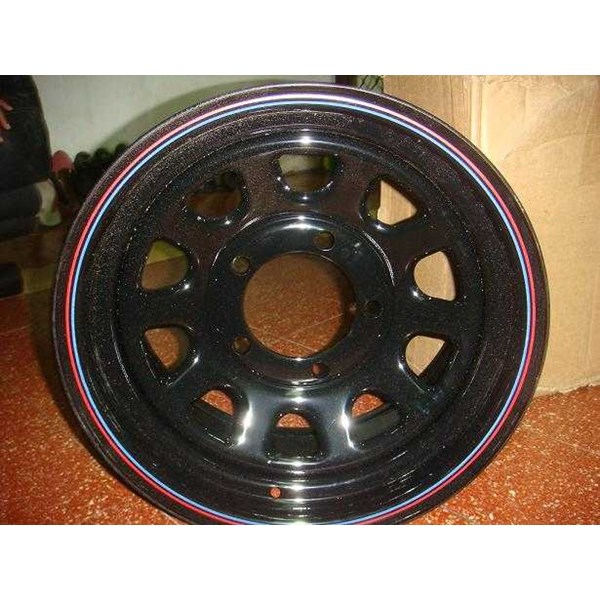velg mobil cragar black d series made in usa