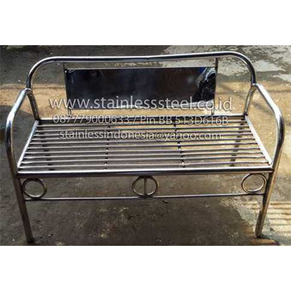 kursi stainless steel / stainless steel chair-2