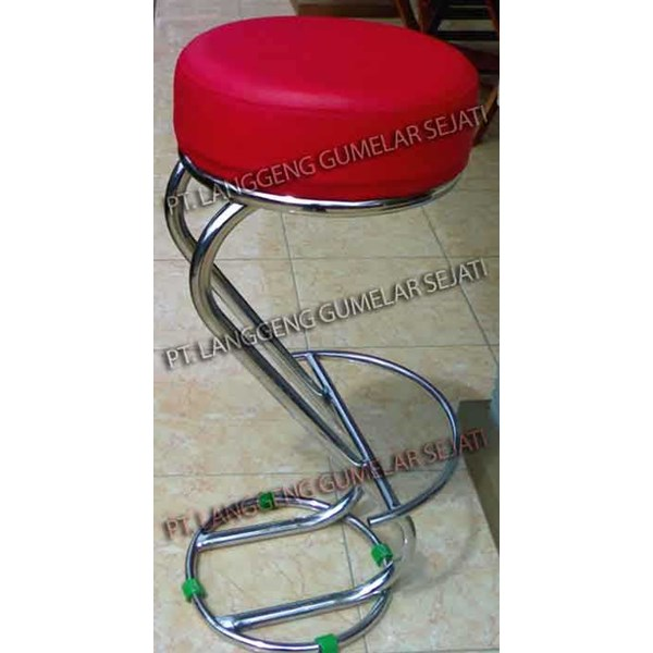 kursi stainless steel / stainless steel chair