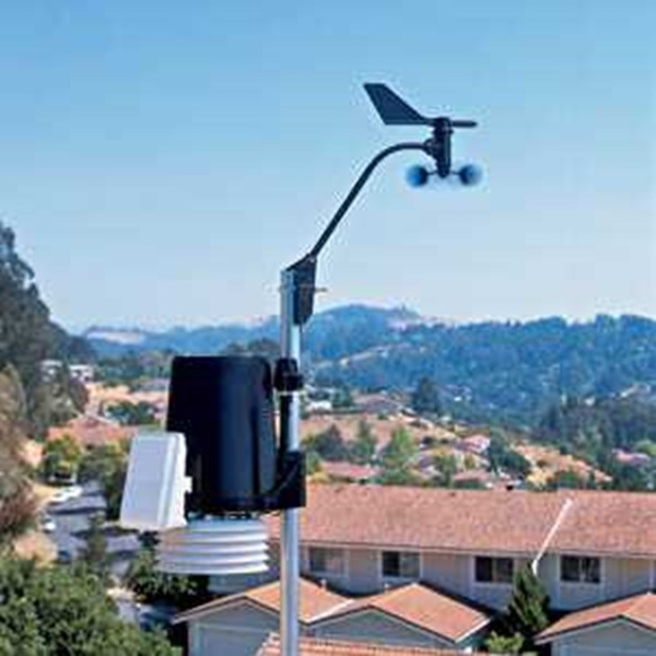 davis weather station cabled 6162cuk
