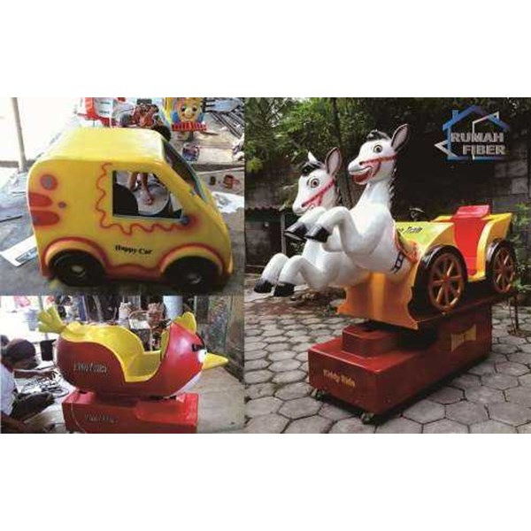 kiddy ride / odong-odong koin
