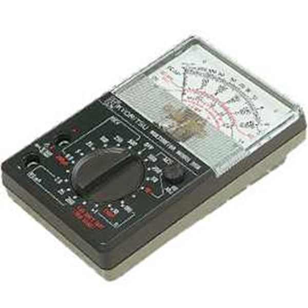 kyoritsu 1106, analogue multimeters