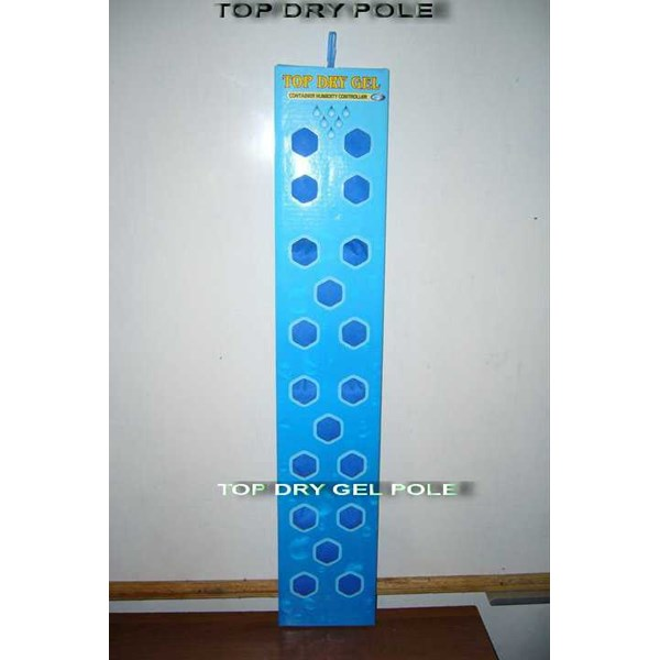 top dry gel pole