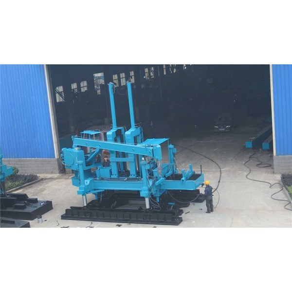 ZYB80tons Driven pile machine/ jack in piling machine